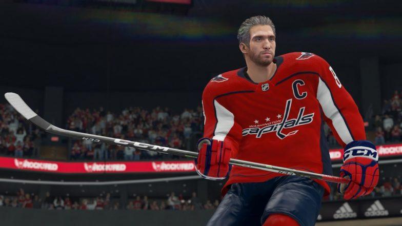 NHL 21 pelaaja