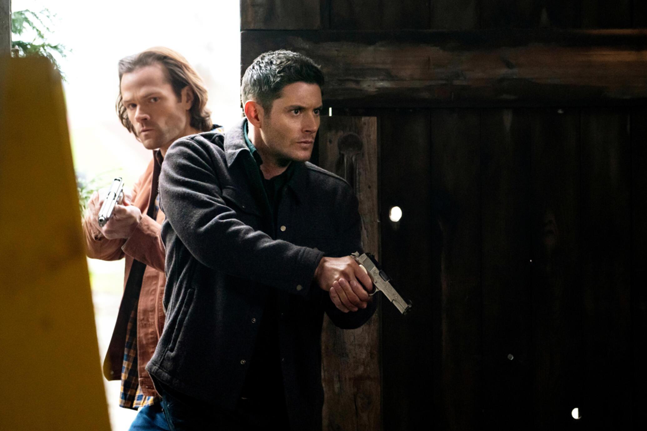 Supernatural Kausi 15
