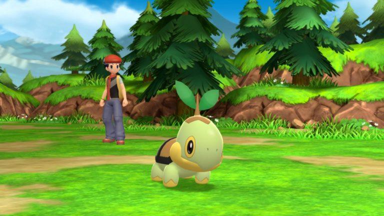 Turtwig in pokemon