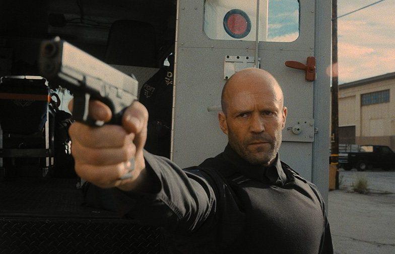 Wrath of Man Jason Statham