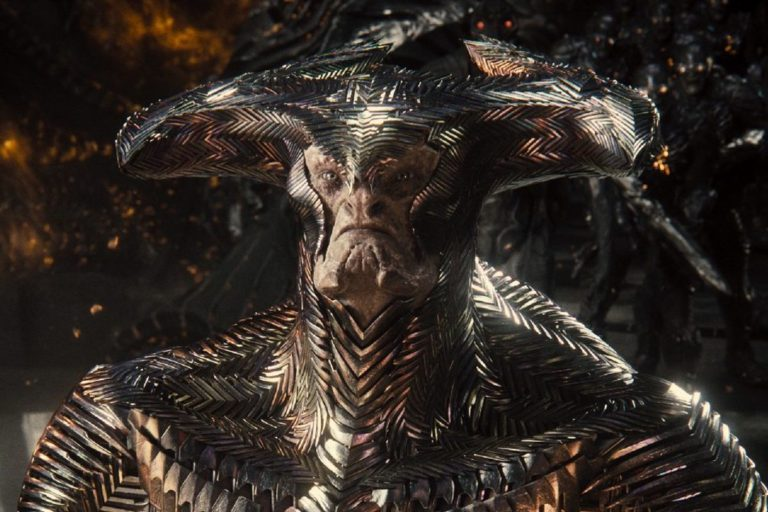 Zack Snyder's Justice League Steppenwolf