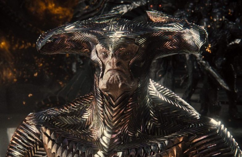Zack Snyder's Justice League Steppenwolf