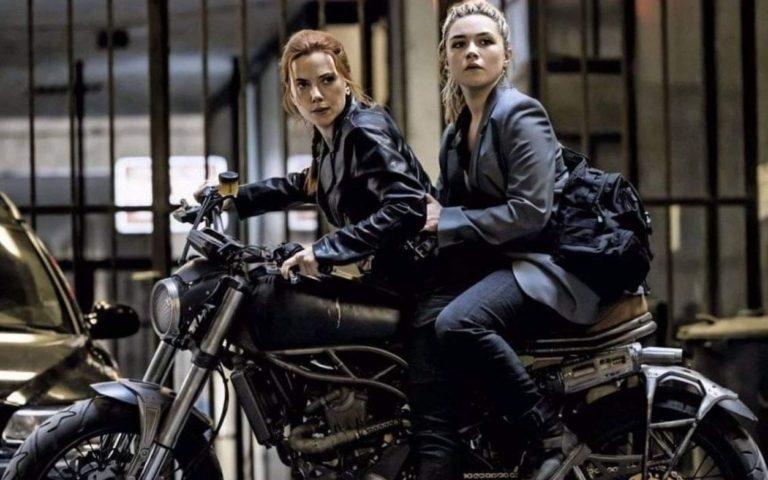 Black Widow / Scarlett Johansson, Florence Pugh