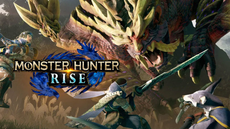 Monster Hunter Rise -peli