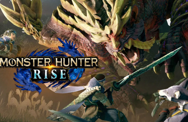 Monster Hunter Rise -peli