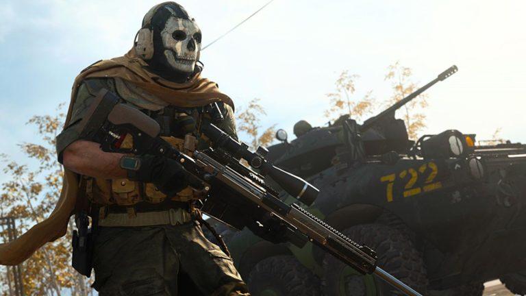 Call of Duty: Modern Warfare Ghost
