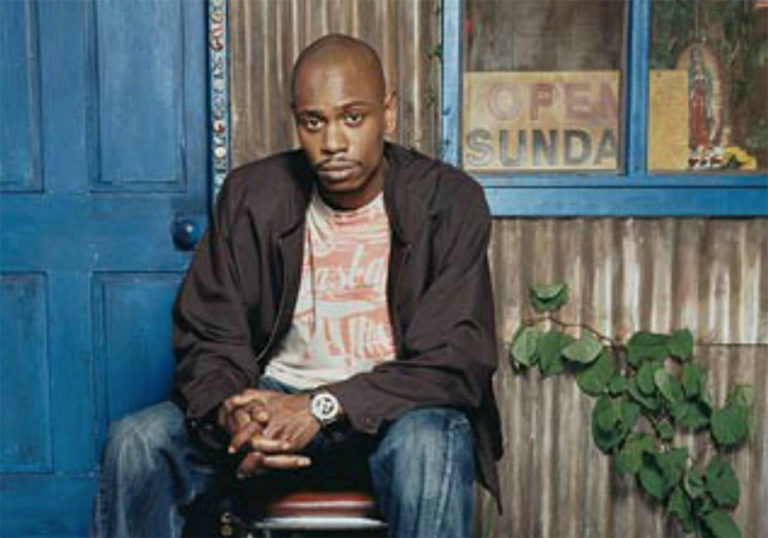 Dave Chappelle Comedy Central