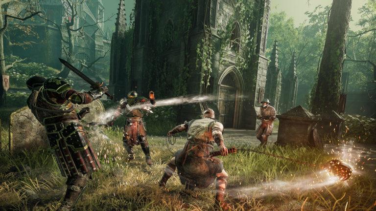 Hood Outlaws and Legends taistelu