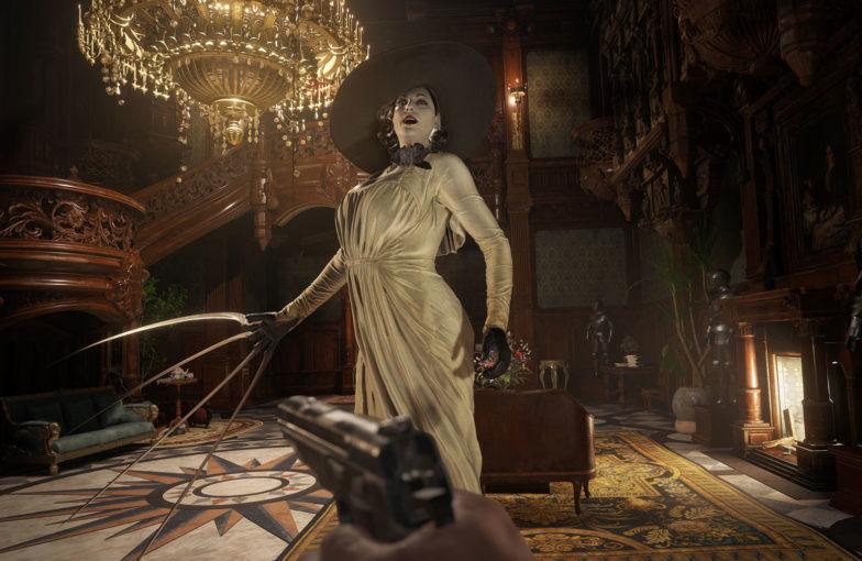 Resident Evil Villagen Lady Dimitrescu