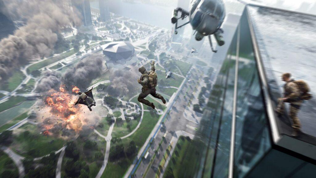 Battlefield 2042 pelikuva