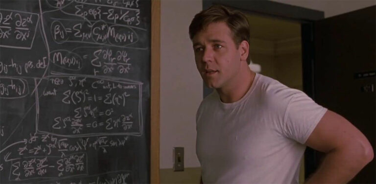 Beautiful Mind / Russell Crowe