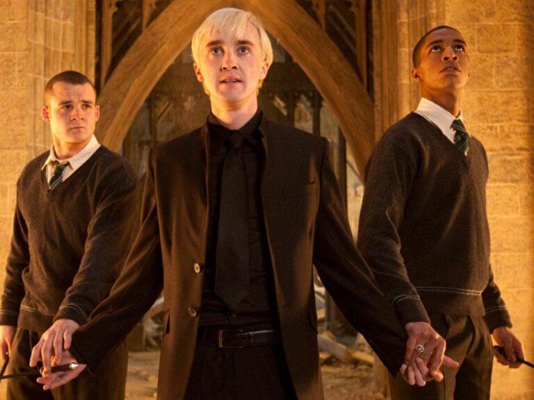 Harry Potter Tom Felton