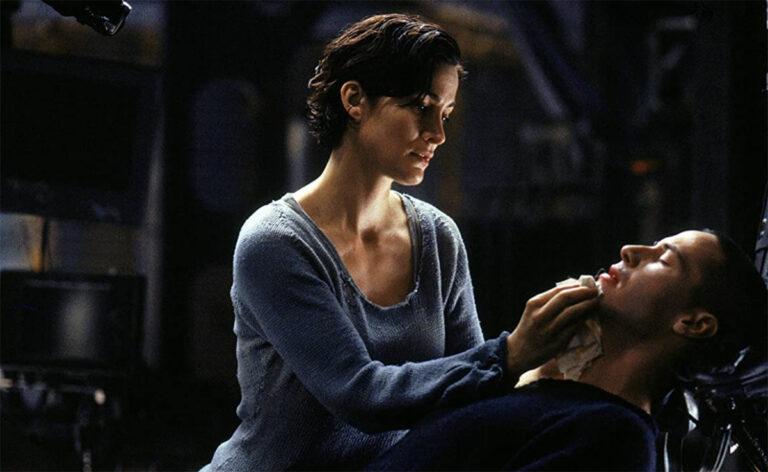 Matrix / Carrie-Anne Moss