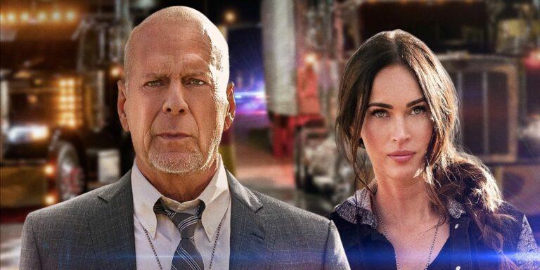 Bruce Willis ja Megan Fox