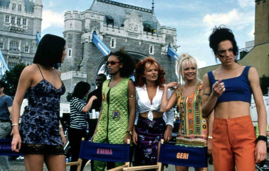 D245JC Spice World  Spice World  Die letzten fuenf Tage vor dem grossen Auftritt der erfolgreichen Spice Girls sind mit
