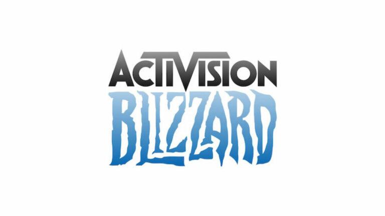 Activision Blizzardin logo.