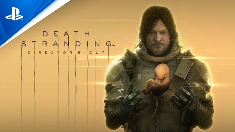 Death Stranding Director's Cutr.