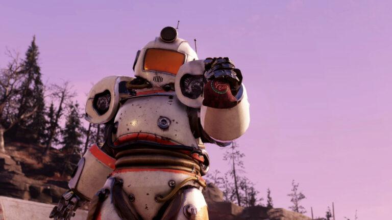 Fallout 76 -kuvakaappaus