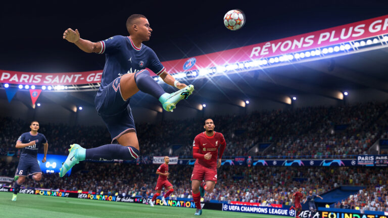 FIFA 22.