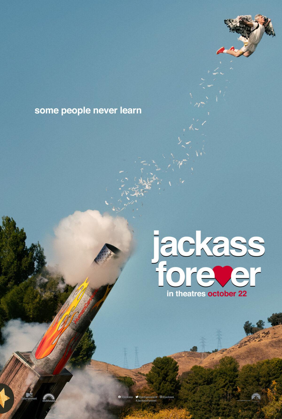 Jackass Forever