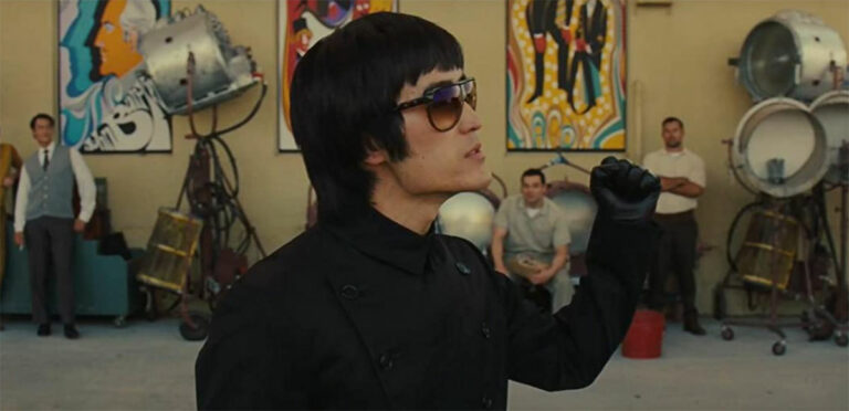 Once Upon a Time in Hollywood / Mike Moh