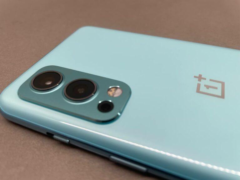 OnePlus Nord 2 5G kamera