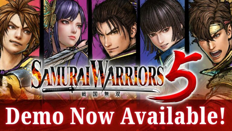 Samurai Warrior 5 demo