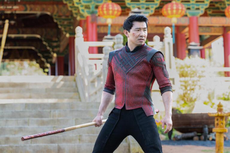 Shang-Chi and the Legend of the Ten Rings / Simu Liu