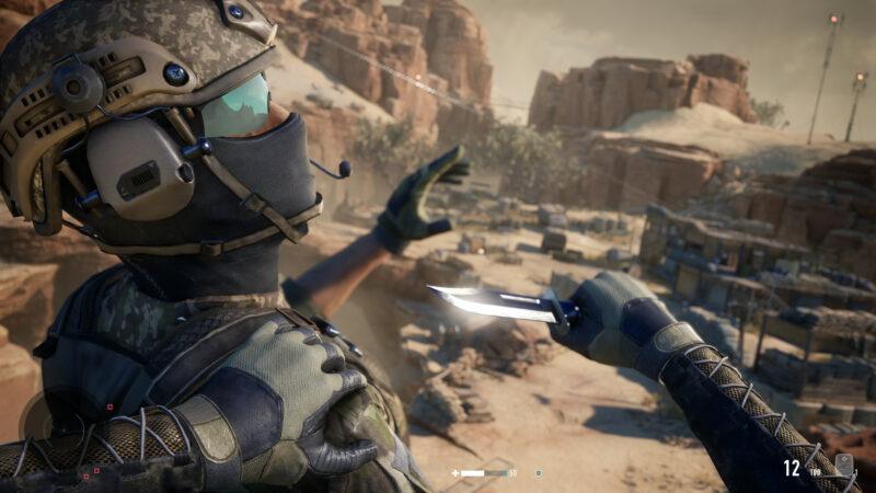 Sniper Ghost Warrior Contract 2 salamurha