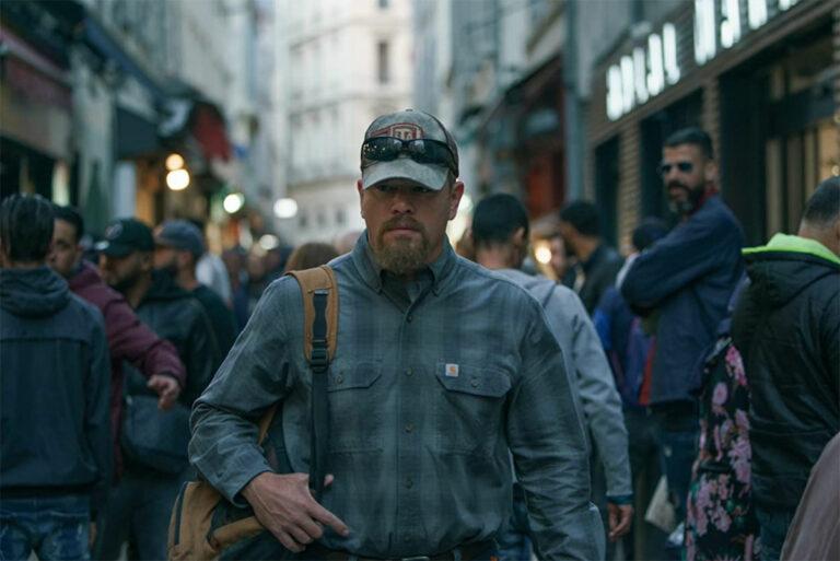 Stillwater / Matt Damon