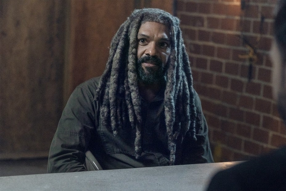 The Walking Dead, season 11 / Khary Peyton / Ezekiel