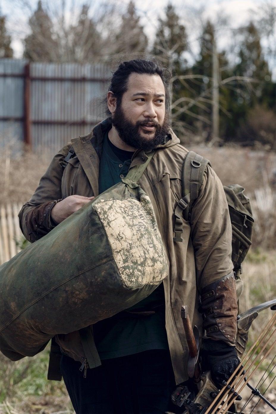 The Walking Dead, season 11 / Cooper Andrews / Jerry