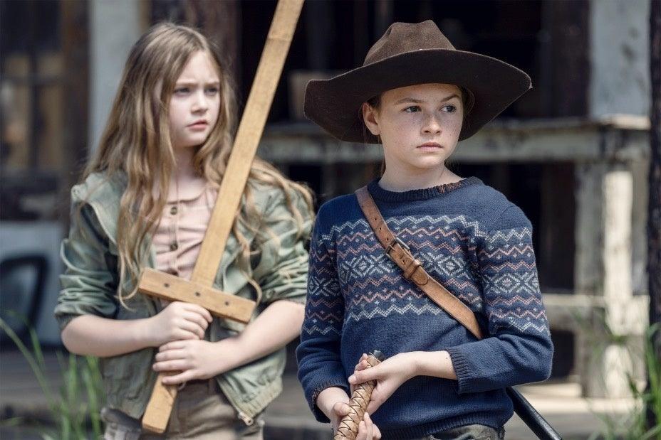 The Walking Dead, season 11 / Cailey Fleming / Judith Grimes