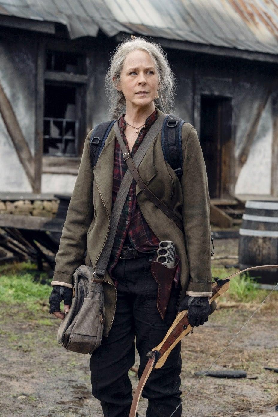 The Walking Dead, season 11 / Melissa McBride / Carol