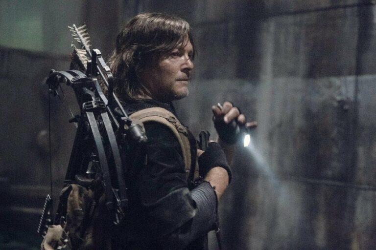 The Walking Dead season 11 Norman Reedus / Daryl Dixon