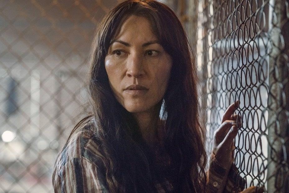 The Walking Dead, season 11 / Eleanor Matsuura / Yumiko