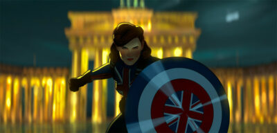 What If / Peggy Carter