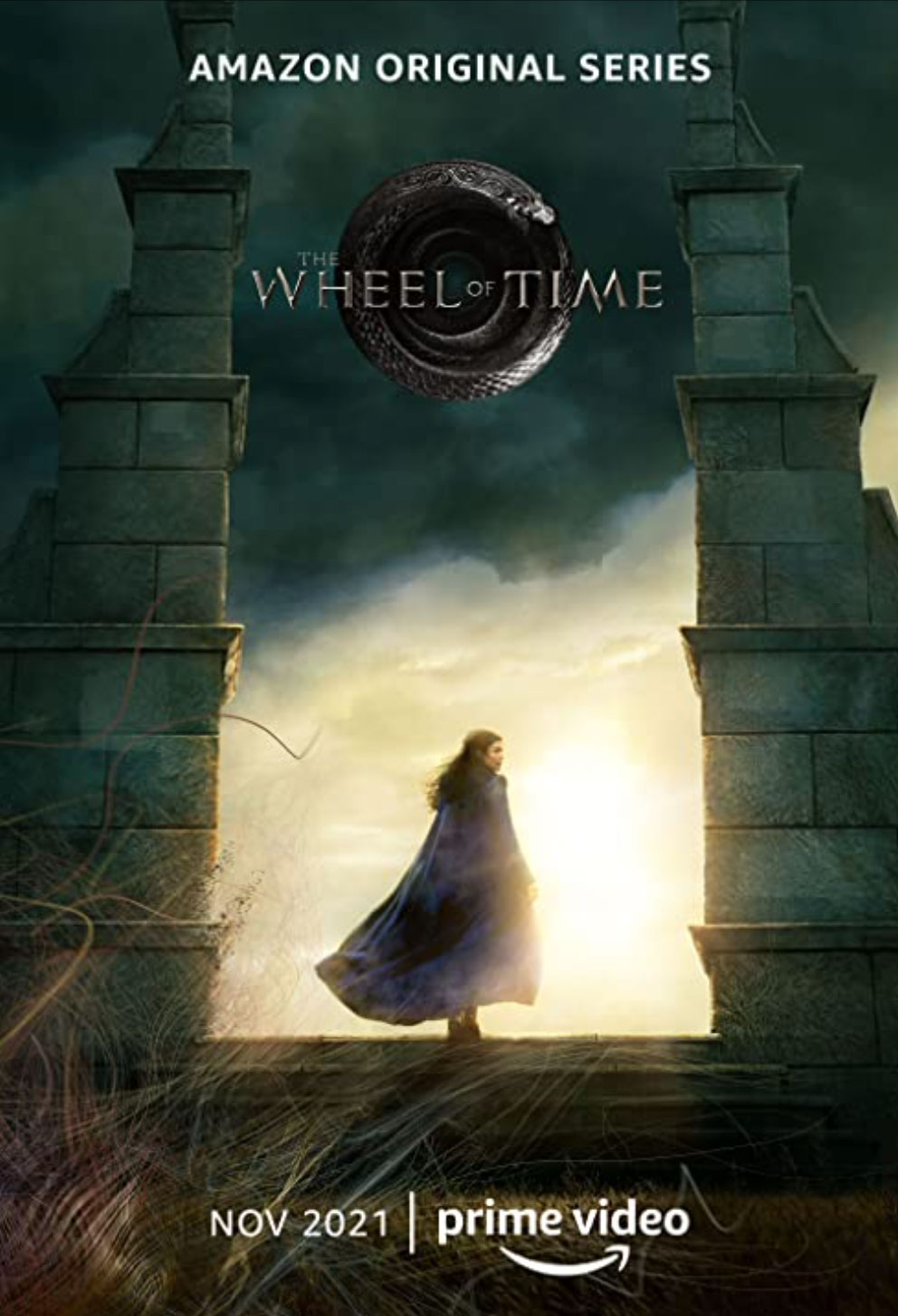 The Wheel of Time poster
