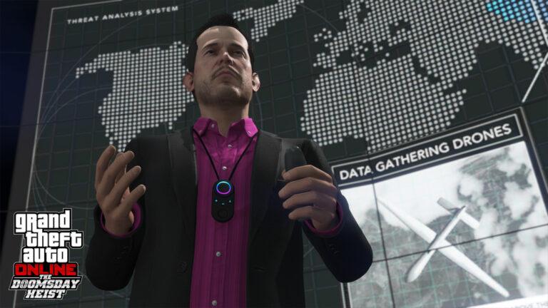 GTA Online -kuvakaappaus.