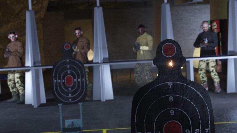 Grand Theft Auto V -kuvakaappaus.