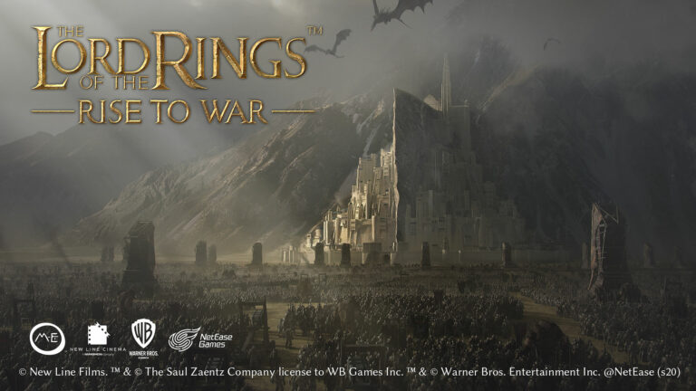 The Lord of the Rings: Rise to War -kuvakaappaus.