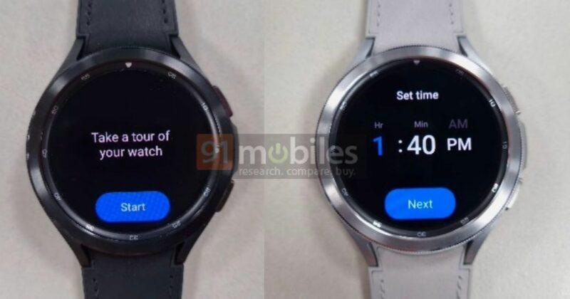 Samsungin kellovuoto