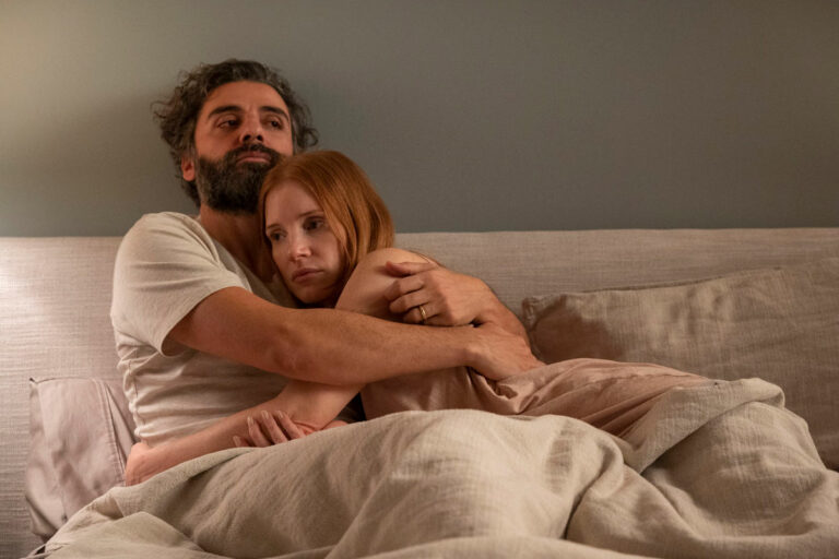 Scenes from a Marriage / Oscar Isaac, Jessica Chastain