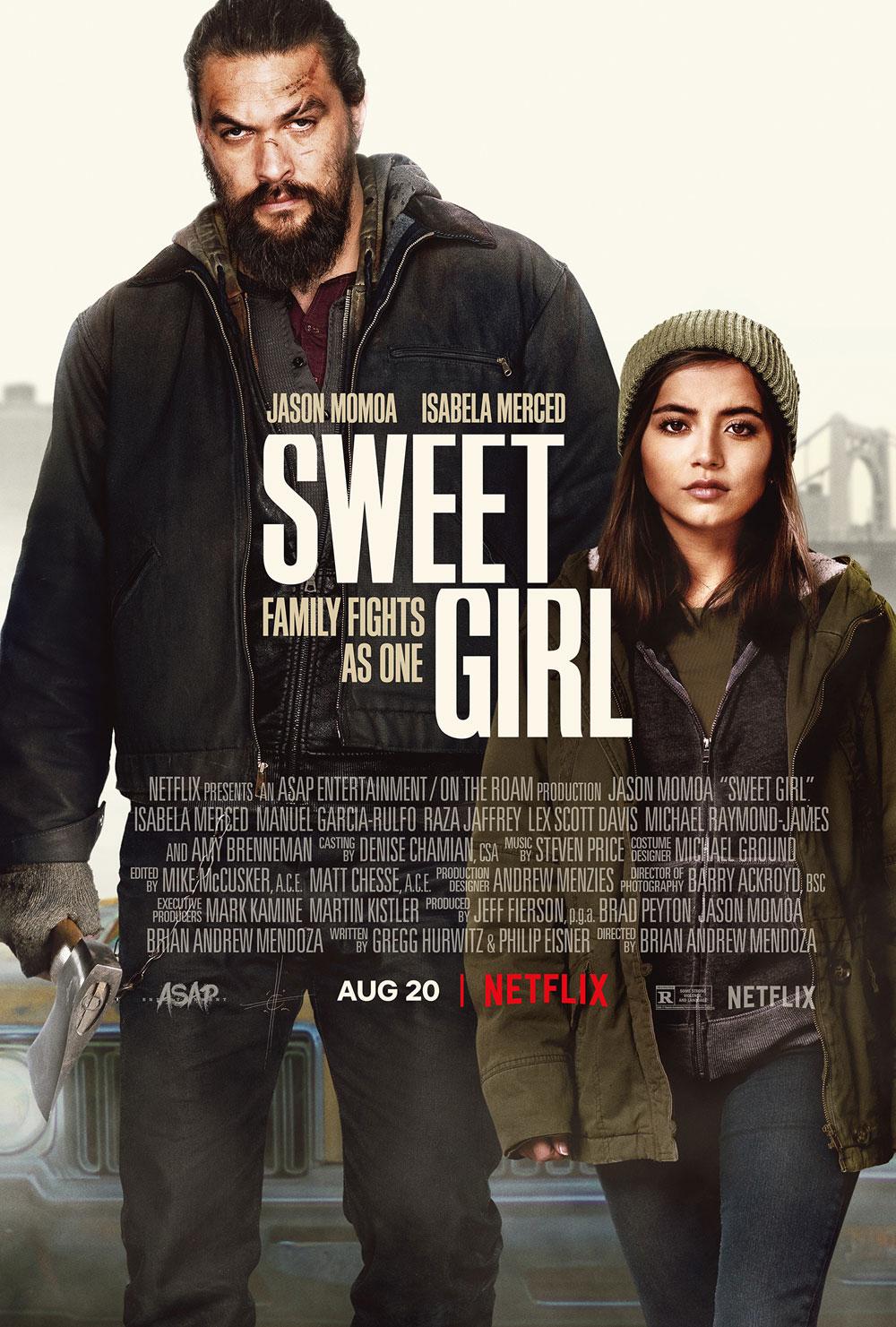 Sweet Girl juliste