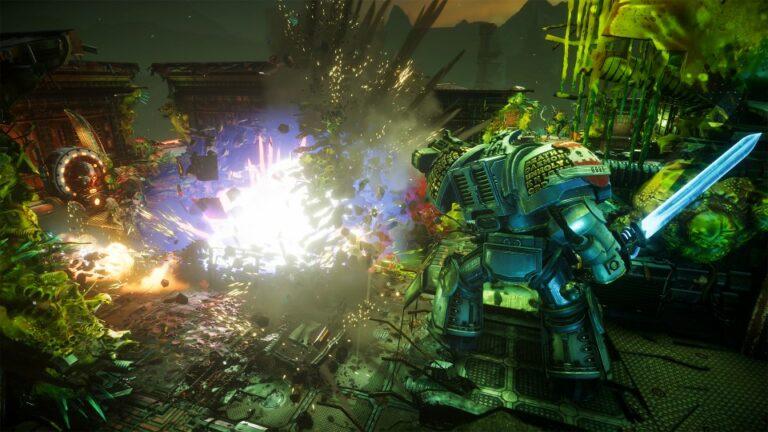 Warhammer 40 000 Chaos Gate Daemonhunters