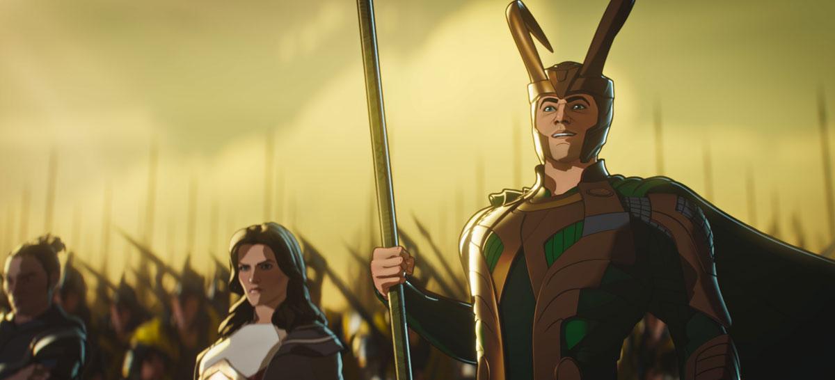 What If / Loki, Sif