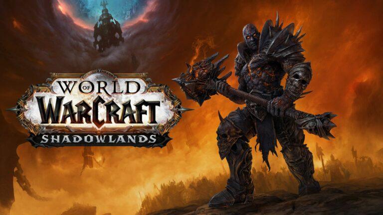 World of Warcraft -kuvakaappaus.