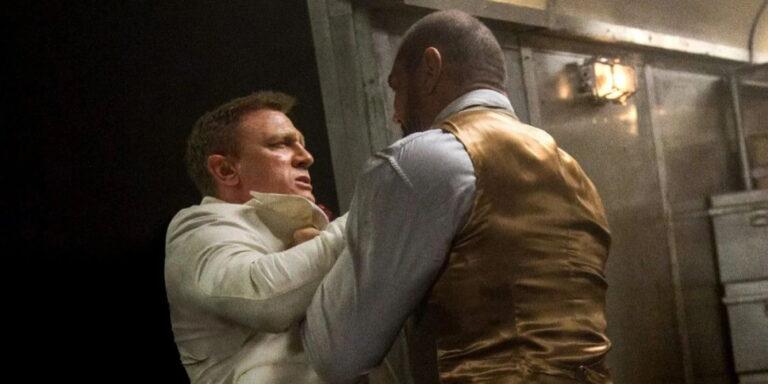 Spectre / Dave Bautista, Daniel Craig