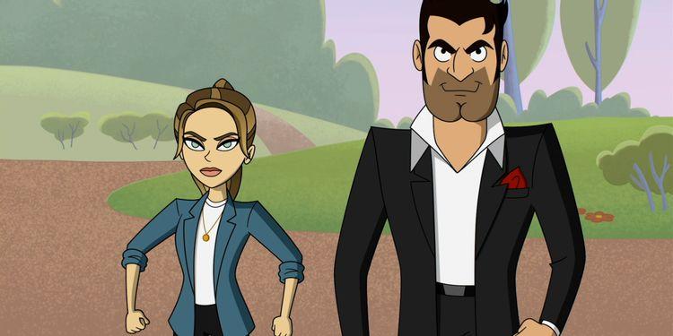 Lucifer season 6 animated