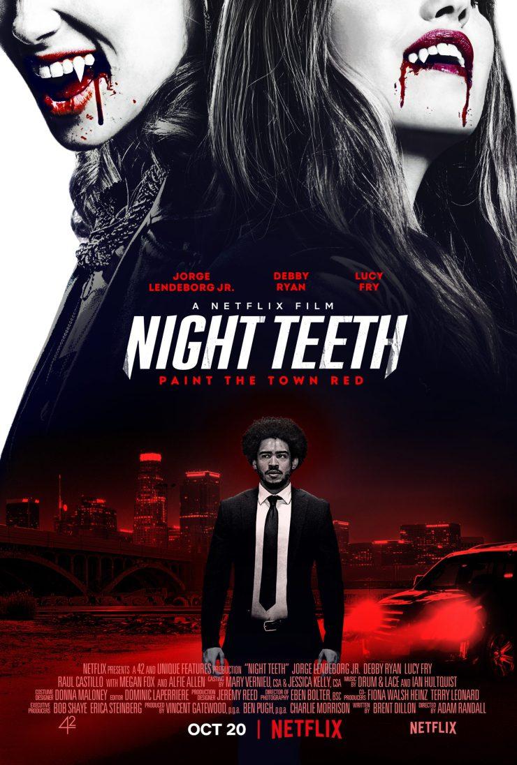 Night Teeth poster